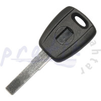Fiat Chip Soketli Anahtar Kabı Pantograf - Siyah